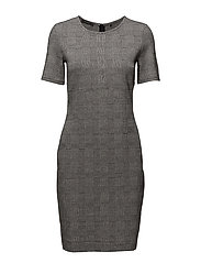 Dresses knitted - GREY