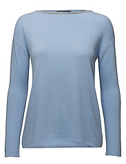 Sweaters - LIGHT BLUE 5