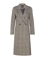Coats woven - LIGHT GUNMETAL