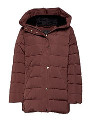 Jackets outdoor woven - RUST BROWN