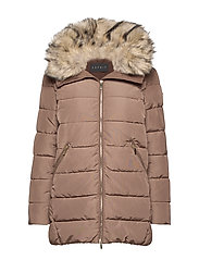 Jackets outdoor woven - BROWN