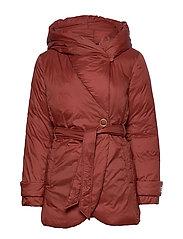 Jackets outdoor woven - TERRACOTTA