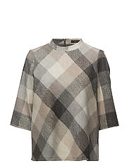 Blouses woven - LIGHT TAUPE