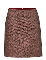 Skirts woven - RED
