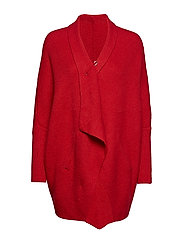 Sweaters cardigan - RED