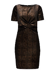 Dresses knitted - BLACK 2