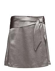 Skirts light woven - SILVER