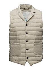 Vests outdoor woven - GREY