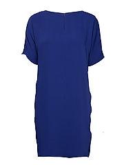 Dresses light woven - BRIGHT BLUE