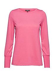 T-Shirts - PINK FUCHSIA