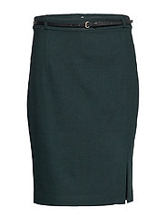 Skirts woven - DARK TEAL GREEN
