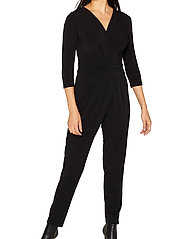 Esprit Collection - Overalls knitted - buksedragter - black - 0
