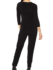 Esprit Collection - Overalls knitted - buksedragter - black - 3