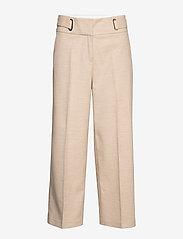 Esprit Collection - Pants woven - vide bukser - light taupe - 0