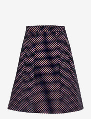 Esprit Collection - Skirts woven - midi skirts - navy 4 - 0
