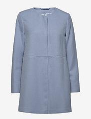 Esprit Collection - Coats woven - cienkie płaszcze - blue lavender - 0