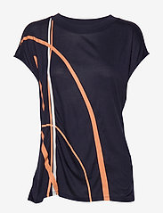 Esprit Collection - T-Shirts - t-shirts - navy - 0
