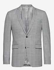 Esprit Collection - Blazers suit - blazers met dubbele knopen - light blue 3 - 0