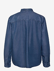 Esprit Collection - Blouses denim - jeanshemden - blue medium wash - 1