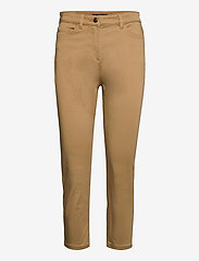 Esprit Collection - Pants woven - chinos - bark - 0