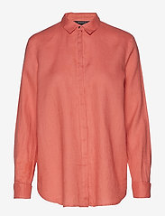 Esprit Collection - Blouses woven - langermede bluser - salmon - 0
