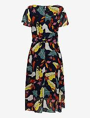 Esprit Collection - Dresses light woven - midi kjoler - navy 4 - 1