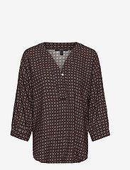 Esprit Collection - Blouses woven - langermede bluser - black 3 - 0