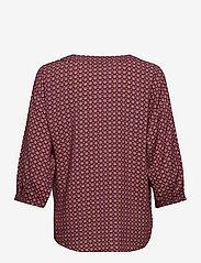 Esprit Collection - Blouses woven - langermede bluser - bordeaux red 4 - 1