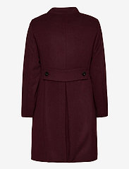 Esprit Collection - Coats woven - manteaux en laine - bordeaux red - 2