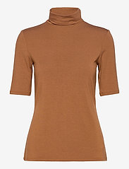Esprit Collection - T-Shirts - t-shirt & tops - toffee - 0
