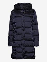 Esprit Collection - Coats woven - gewatteerde jassen - navy - 1