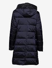 Esprit Collection - Coats woven - gewatteerde jassen - navy - 2