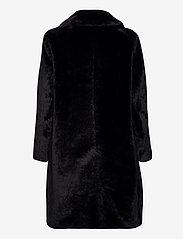 Esprit Collection - Coats woven - fausse fourrure - black - 1