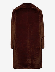 Esprit Collection - Coats woven - fausse fourrure - rust brown - 1