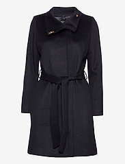 Esprit Collection - Coats woven - manteaux en laine - navy - 1