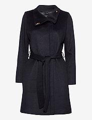 Esprit Collection - Coats woven - manteaux en laine - navy - 1
