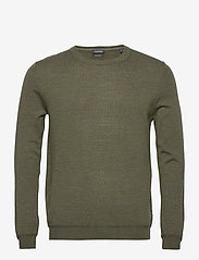 Esprit Collection - Sweaters - tricots basiques - khaki green 5 - 0