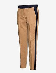 Esprit Collection - Pants woven - rette bukser - camel - 2