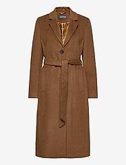 Esprit Collection - Coats woven - manteaux en laine - rust brown - 0