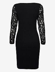 Esprit Collection - Dresses flat knitted - sommerkjoler - black - 1