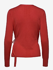 Esprit Collection - Sweaters cardigan - cardigans - terracotta - 1