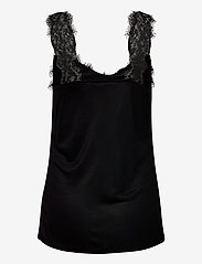 Esprit Collection - T-Shirts - sleeveless tops - black - 1