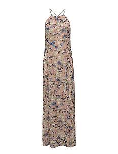 Dresses light woven - SALMON 2