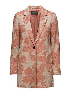 Coats woven - BURNT ORANGE