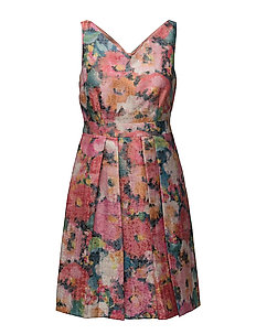 Dresses woven - CORAL ORANGE 2