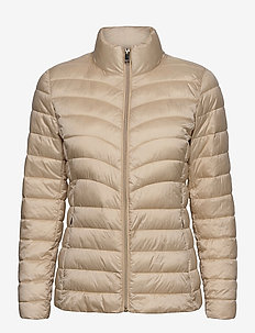 Jackets outdoor woven - vestes matelassées - cream beige