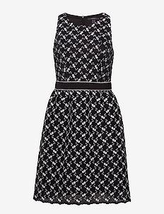 Dresses woven - midi kjoler - black