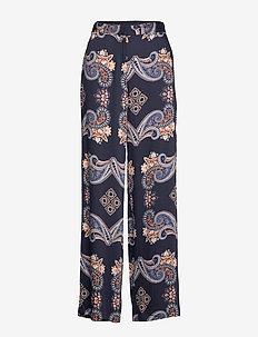 Pants woven - NAVY 4
