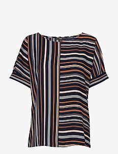 Blouses woven - NAVY 2