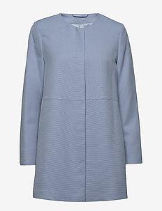 Coats woven - dunne jassen - blue lavender